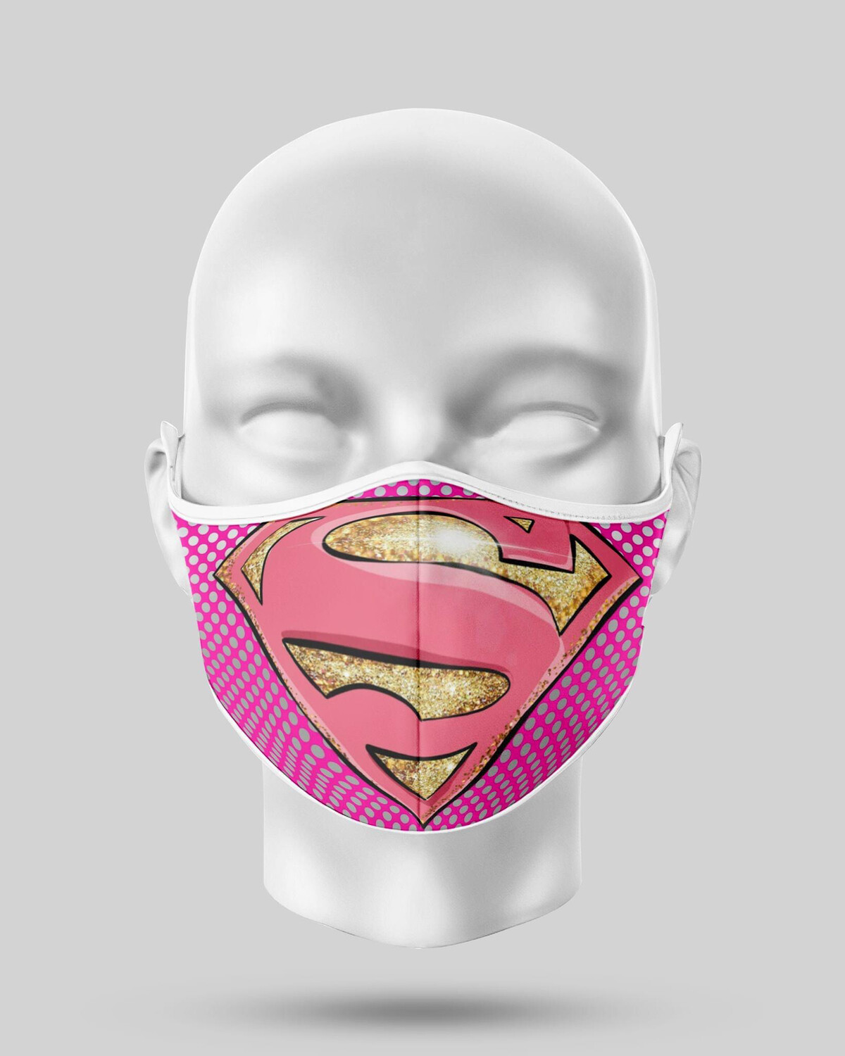 Super girl Mask