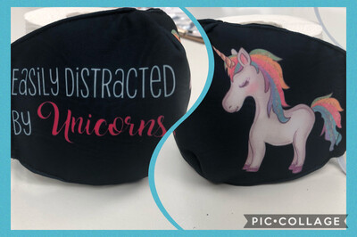 Easily Distracted By Unicorns