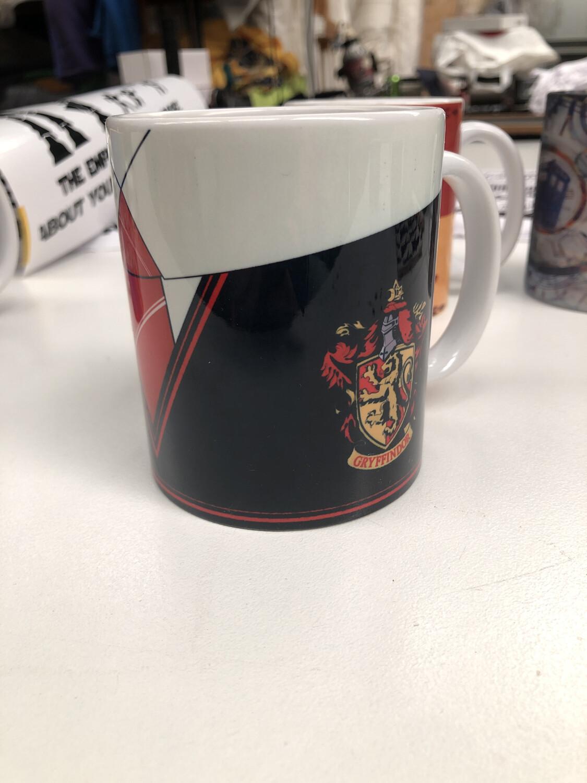 Gryffindor Hogworts Uniform Mug