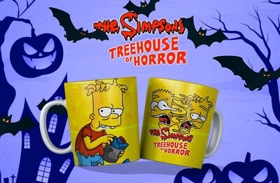 Bart Simpson Treehouse Of Horrors
