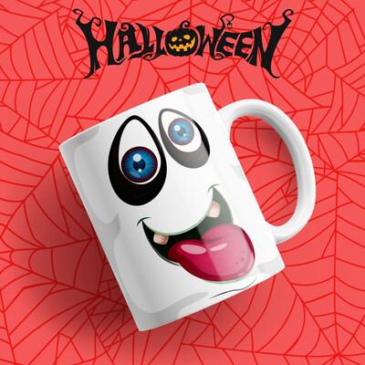 Funny Ghost Mug