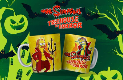 Ned Flanders Treehouse Of Horrors