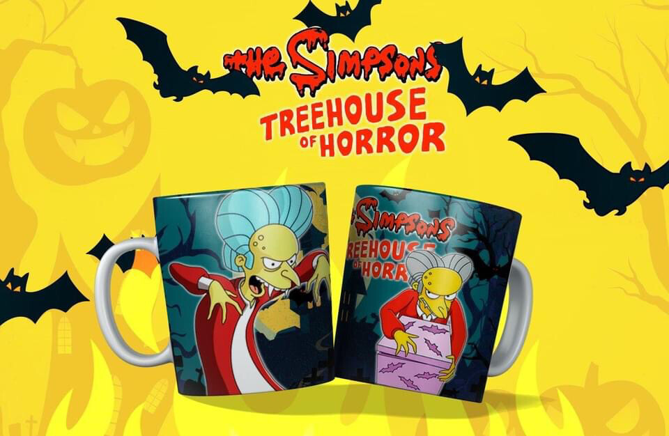 Mr Burns Treehouse Of Horrors