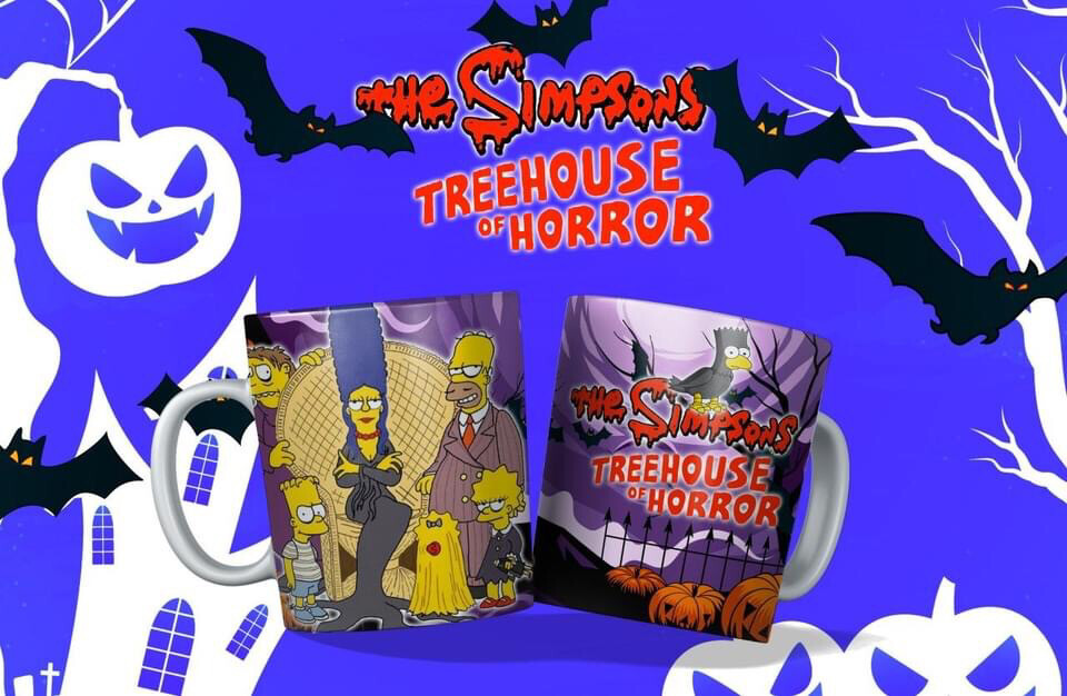 The Simpsons Treehouse Of Horrors