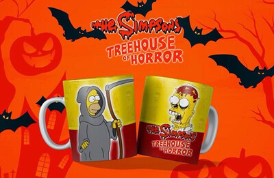 Homer Simpson Treehouse Of Horrors