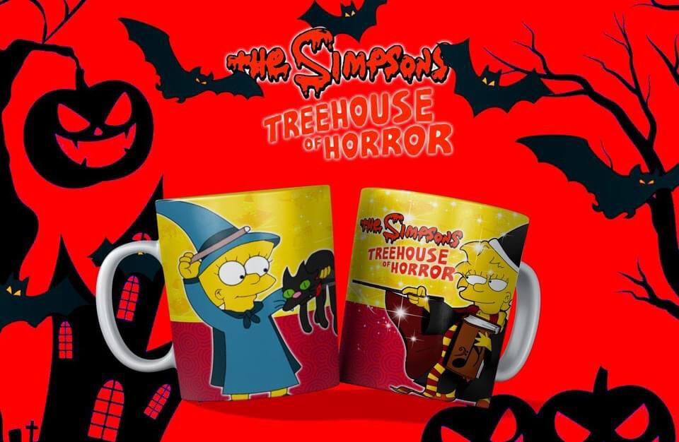Lisa Simpson Treehouse Of Horrors