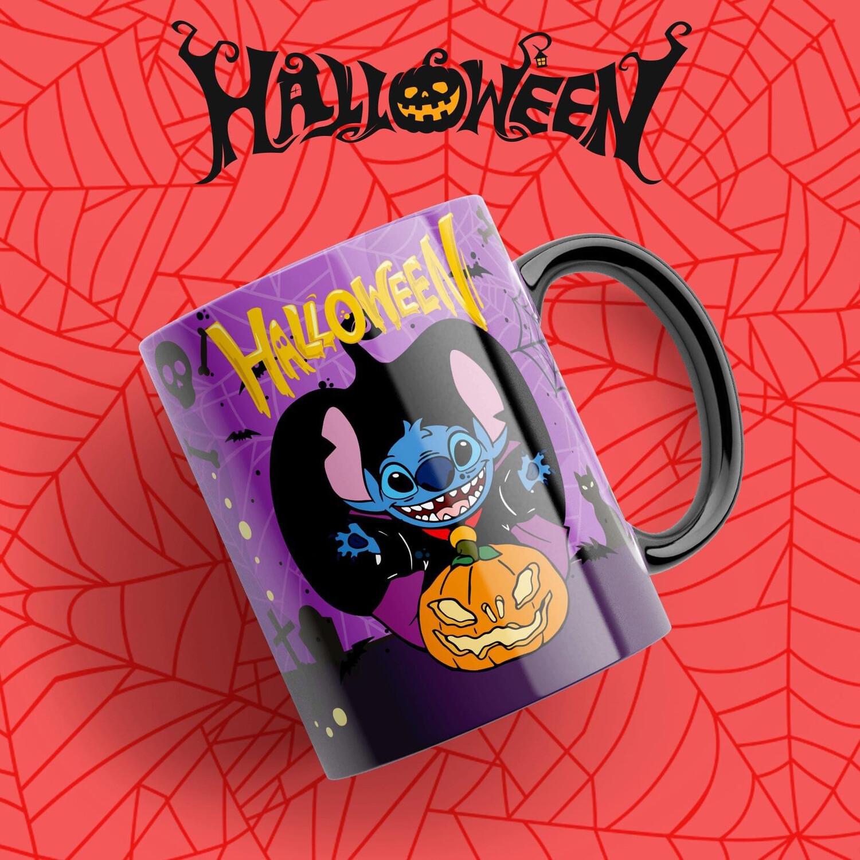 Stitch Halloween Mug