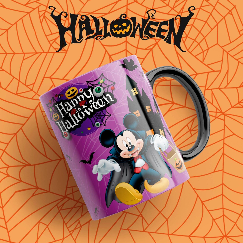 Mickey Halloween Mug