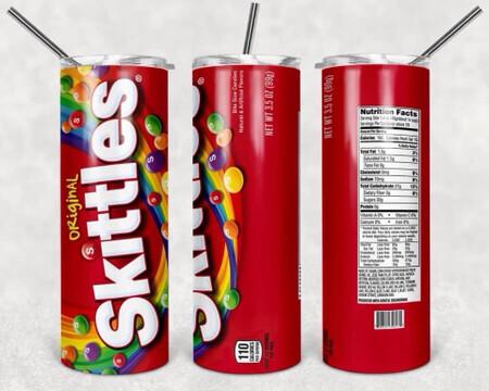Skittles Tumbler