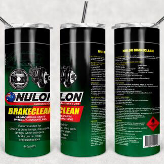 Nulon Brake Cleaner Can Tumbler