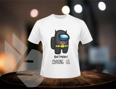 Among Us Batman  shirts