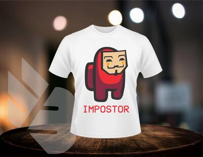 Among Us Impostor 2 shirts
