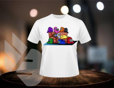 Among Us Players shirts