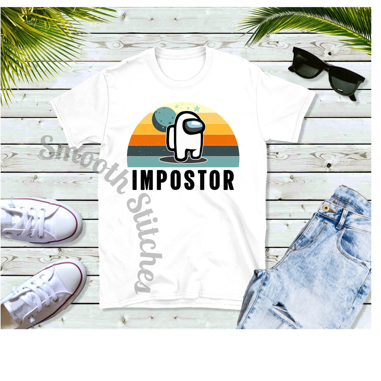 Among Us Imposter shirts