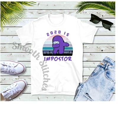 Among Us 2020 Imposter shirts