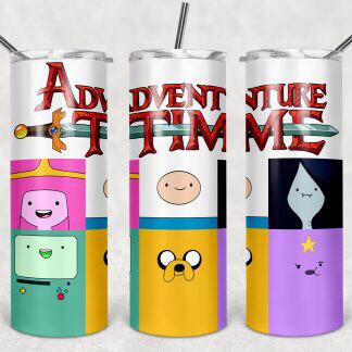 Adventure Time Tumbler