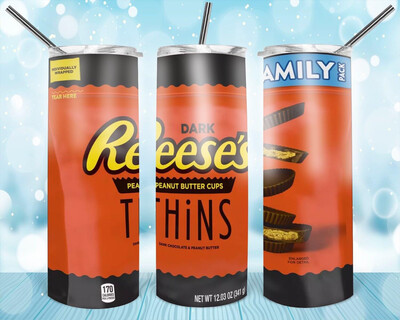 Reece Thins Label Tumbler