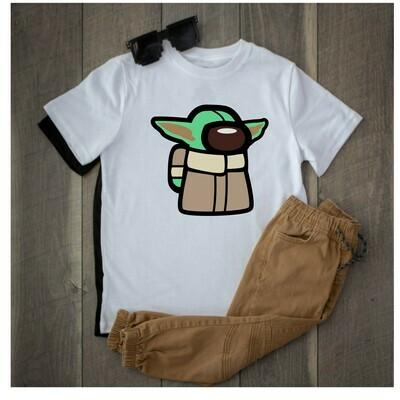 Among Us Star Wars Baby Yoda shirts