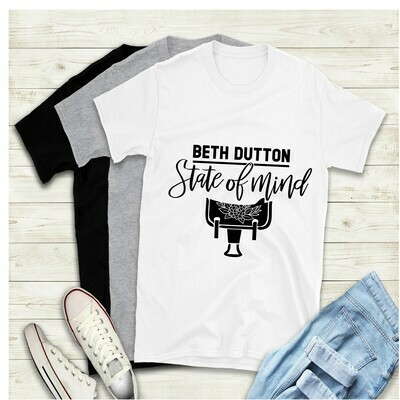 Beth Dutton Saddle Yellowstone Shirt