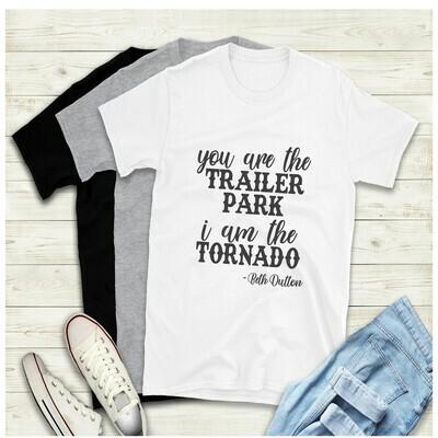 Trailer Park Beth Yellowstone Ranch Shirt