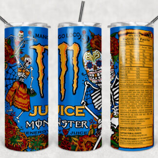 Monster Mango Loco Tumbler