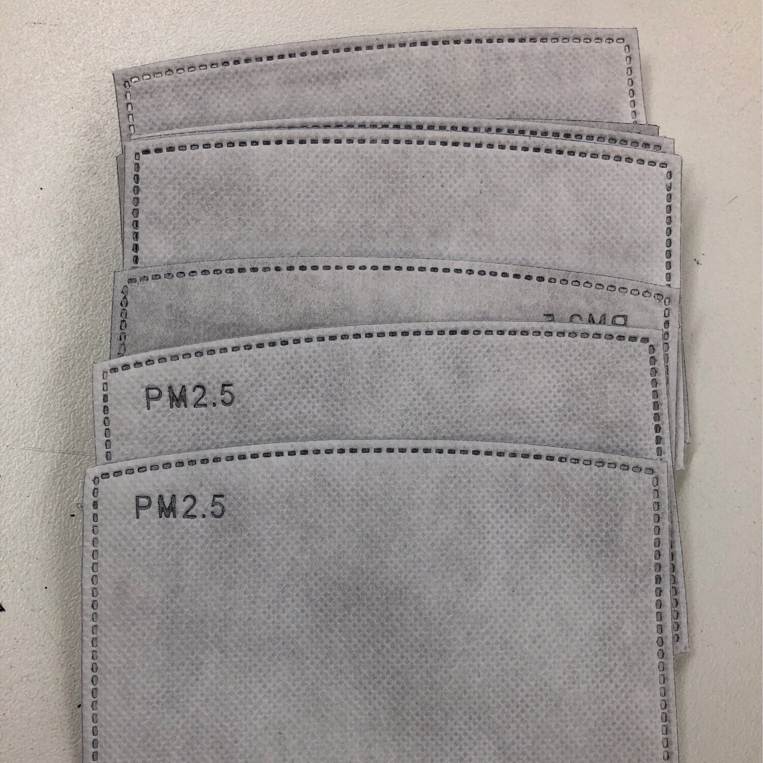 PM2.5 Mask Filters