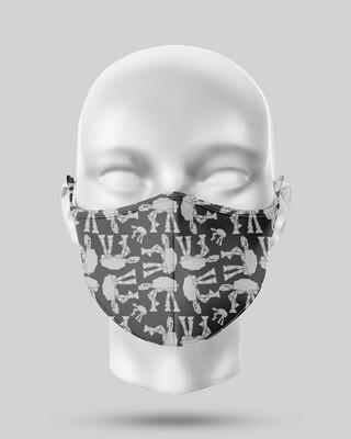 Star Wars ATAT Face Mask