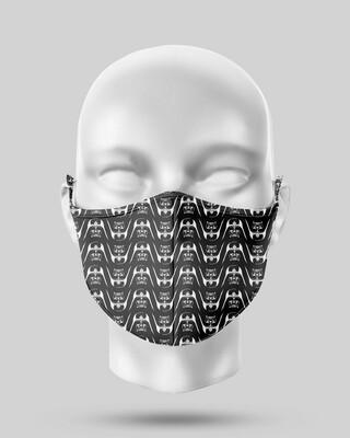 Star Wars Vader Face Mask