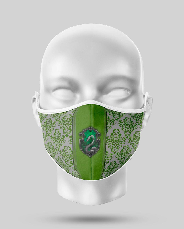 Harry Potter Slytherin Face Mask