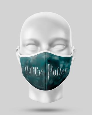 Harry Potter logo Mask