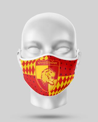 Harry Potter Gryffindor red Face Mask