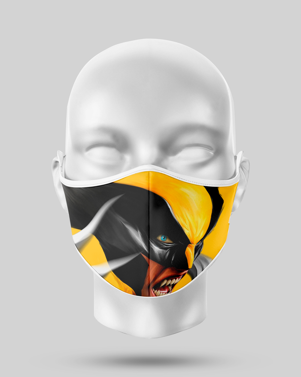 wolverine Face Mask