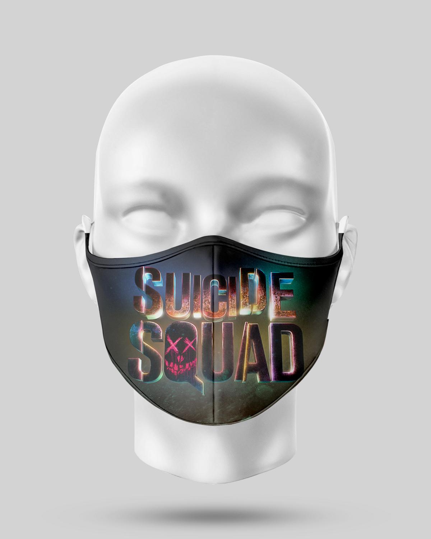 Suicide Squad Face Mask