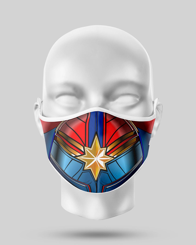 Wonder Women Face Mask