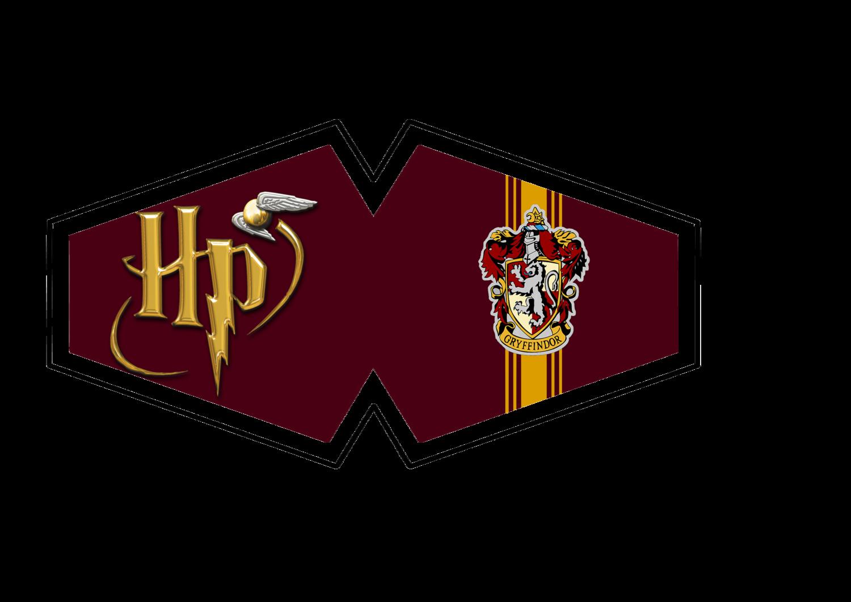 Harry Potter  Gryffindor Face Mask