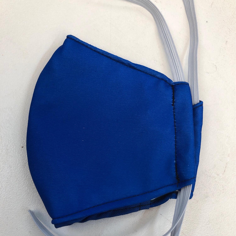 Royal Blue KIDS SIZE Face Mask