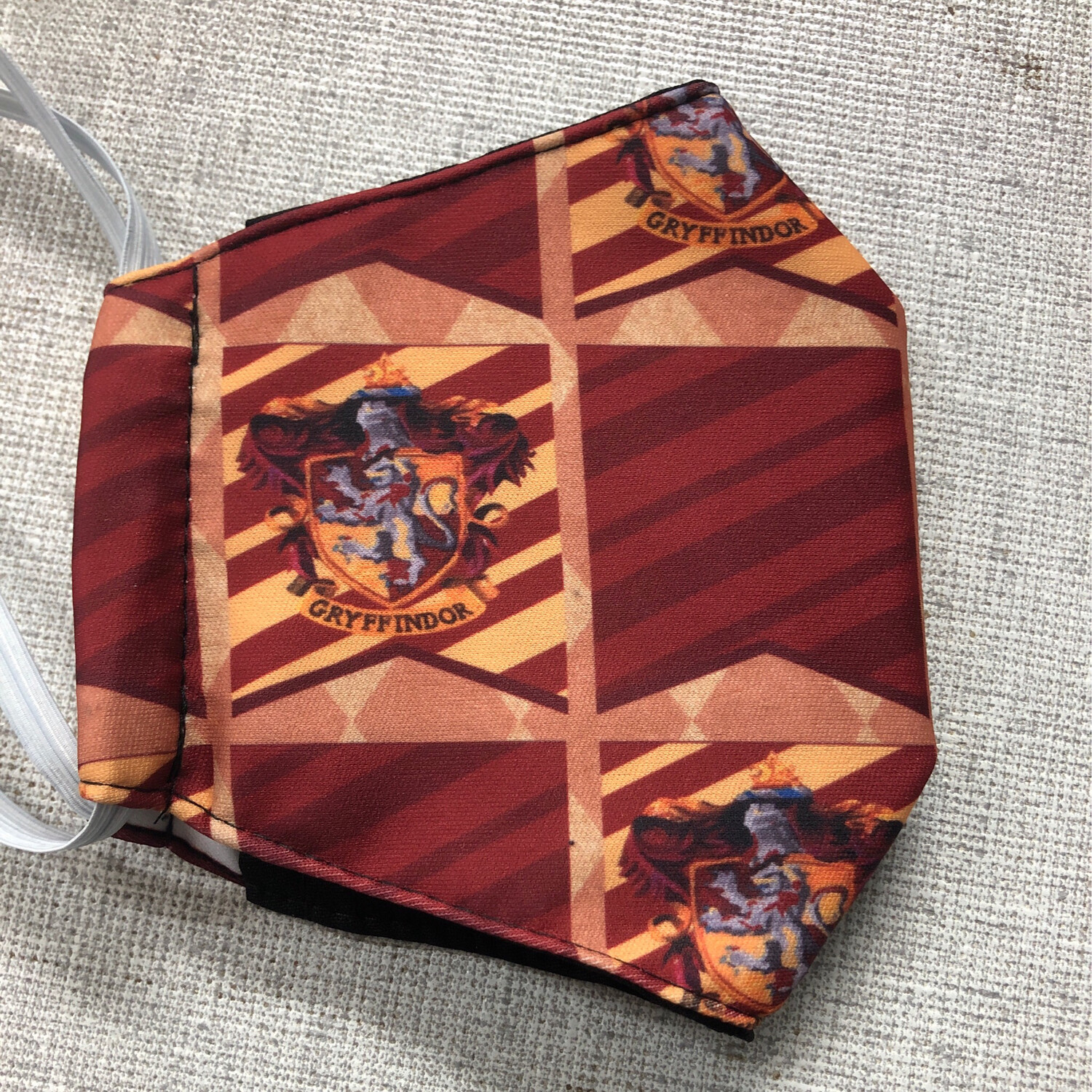 Gryffindor ADULTS SIZE Face Mask