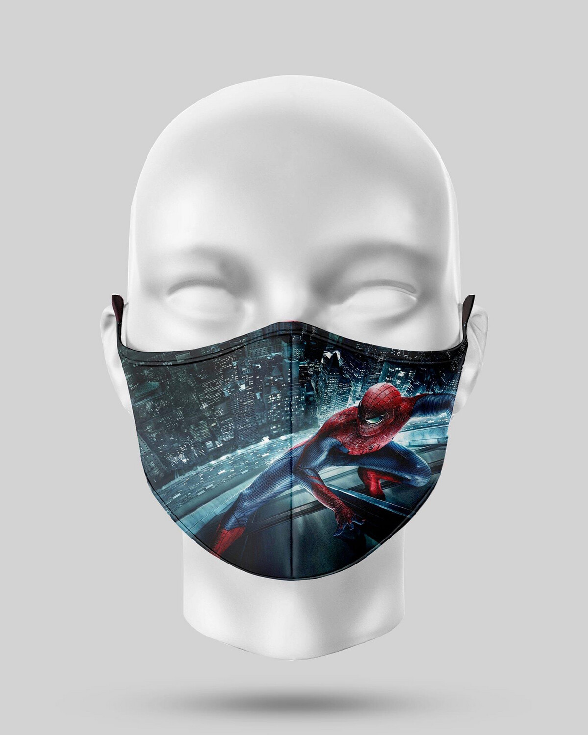 Space Spider-Man Face Mask