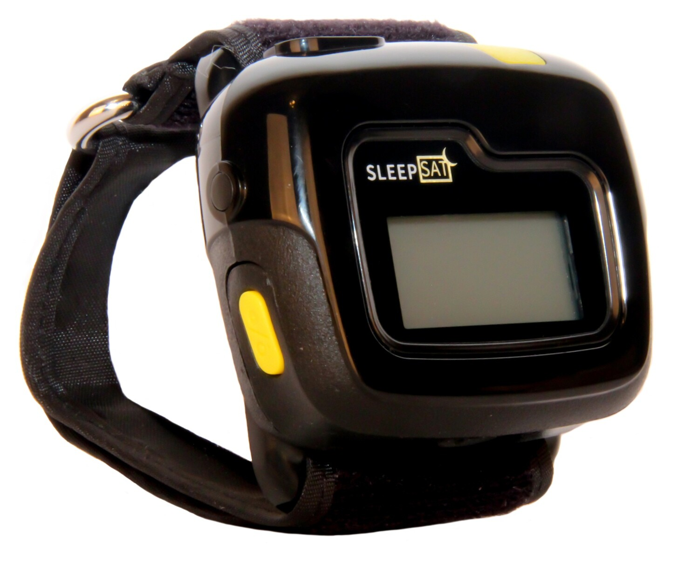 SleepSat 3-D Hi-Res Pulse Oximeter  (SatScreen Reporting Sold Separately)