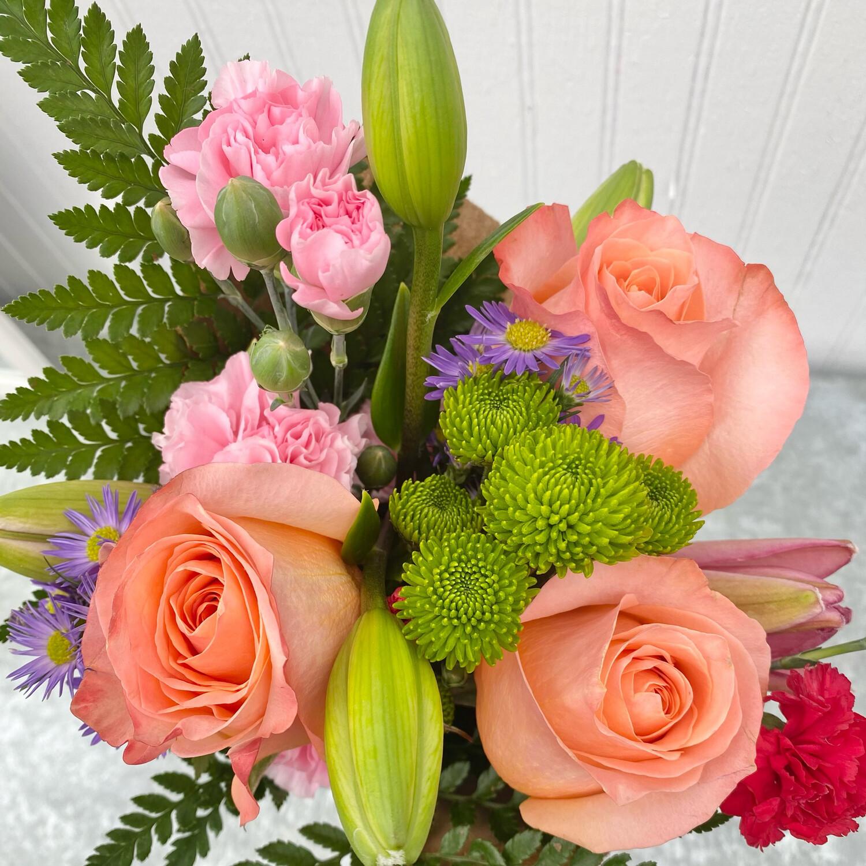 Flowerbuds Wrap