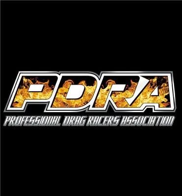PDRA Flame Logo Design T-shirt