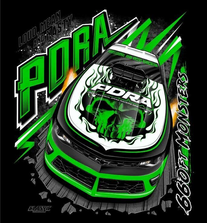 Green Camaro Design