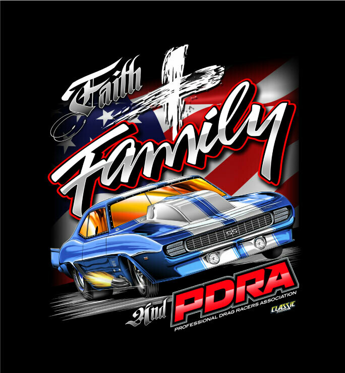 Faith + Family & PDRA Design