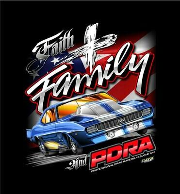 Faith + Family & PDRA Design