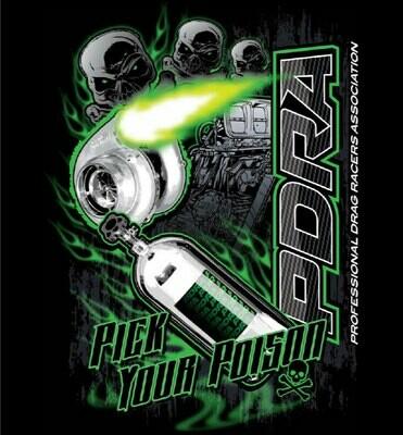 Pick Your Poison Design T-shirt