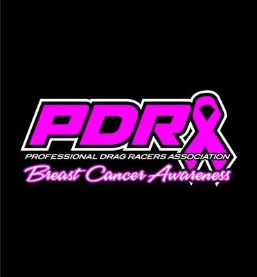 PDRA Breast Cancer Awareness Design T-shirt