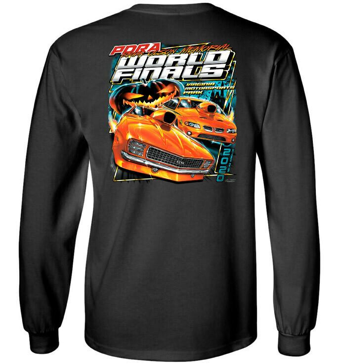 2020 Event 6 - Brian Olson Memorial World Finals @ Virginia Motorsports Park Long Sleeve Shirt