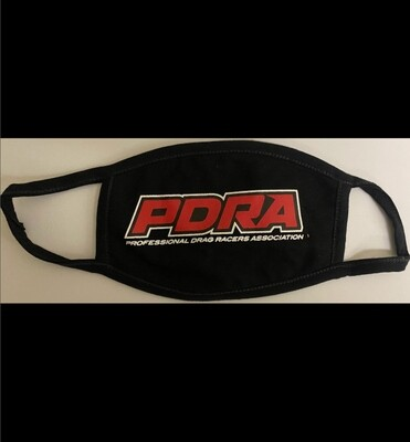 PDRA Logo Face Mask