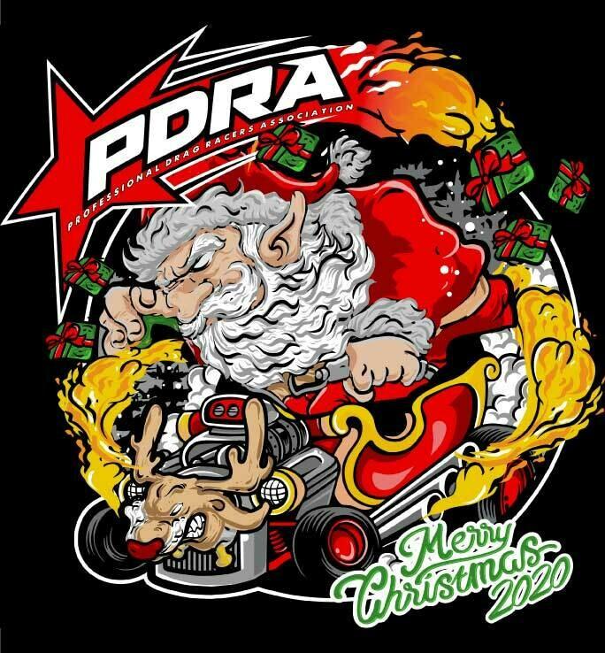 PDRA Christmas Design