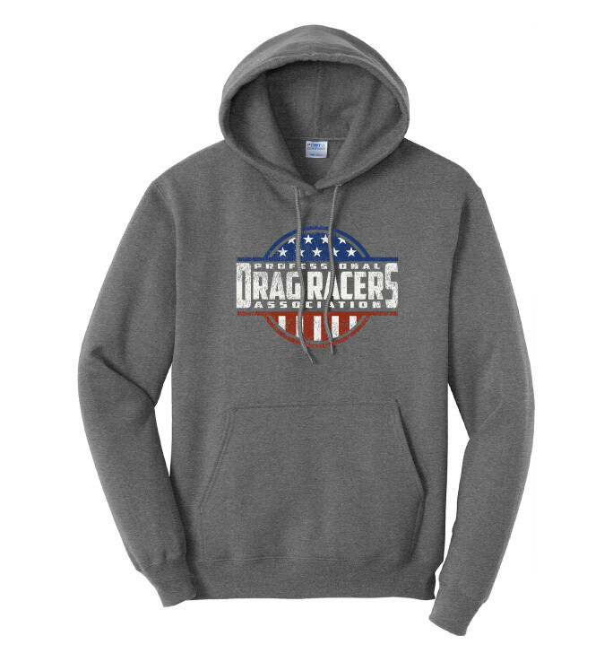 PDRA Patriot Design Hooded Sweatshirt